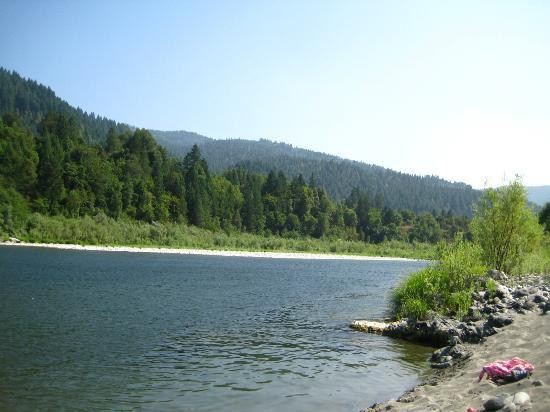Sandy Bar Ranch: river