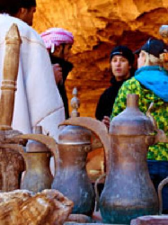 Bedouin Cave Camp