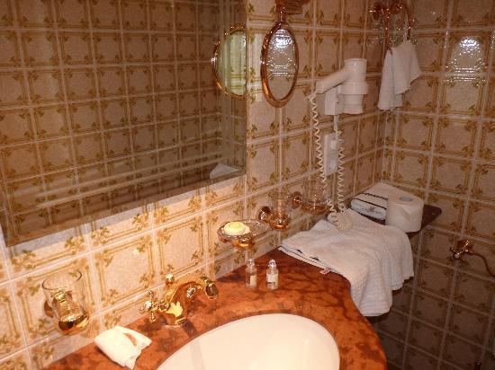 Gasthof Hotel Doktorwirt: bagno altra camera