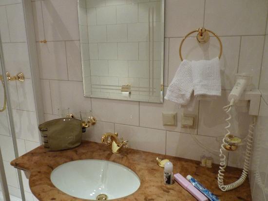 Gasthof Hotel Doktorwirt: bagno nostro