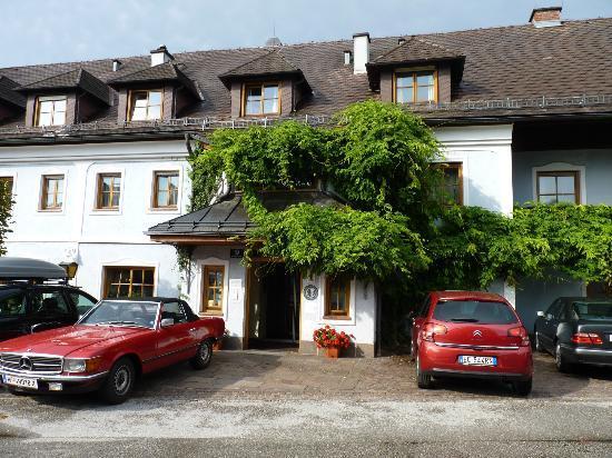 Gasthof Hotel Doktorwirt: fronte hotel