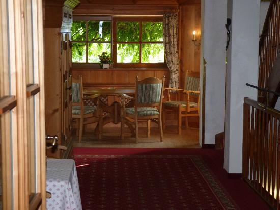 Gasthof Hotel Doktorwirt: angolo corridoio