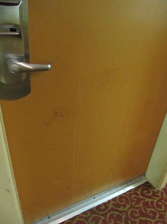 Days Inn Mount Hope : Entrance to the room.