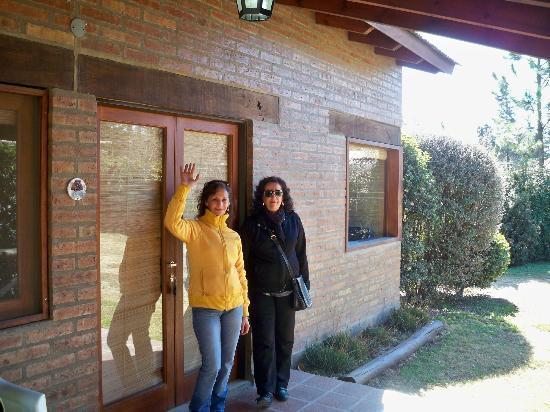 Villa General Belgrano, Argentina: ZUNY Y ANA