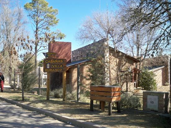 Cabañas Villa Buriasco: el complejo villa buriasco
