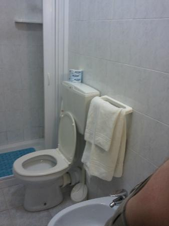 Hotel Assarotti: Bathroom