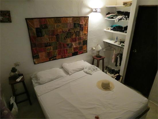 Posada Ranchito Power : habitacion