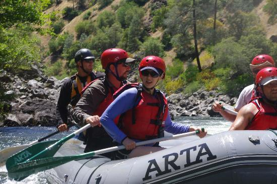 ARTA Whitewater Rafting Day Trips: Rafting on the Tuolumne with ARTA