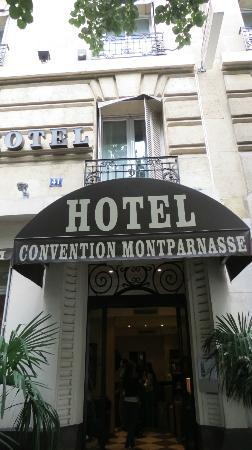 Hotel Convention Montparnasse : Hotel