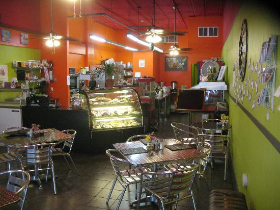 Trinidad, CO: The Corner Shop Cafe