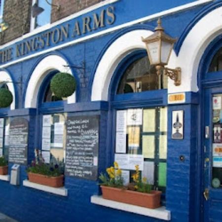 Kingston Arms: The Kingston!
