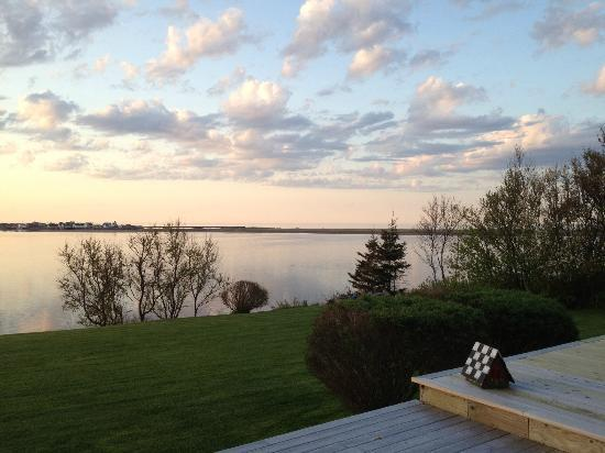 Anchor Inn by the Sea : View from the back deck