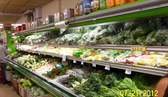 Michele Topor's Boston Food Tours: Veggies