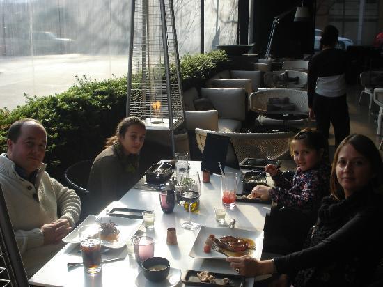 The Ritz-Carlton, Santiago: Arola Restaurante