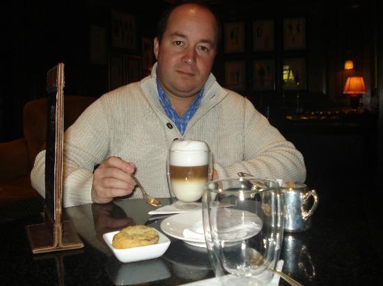 The Ritz-Carlton, Santiago: Bar