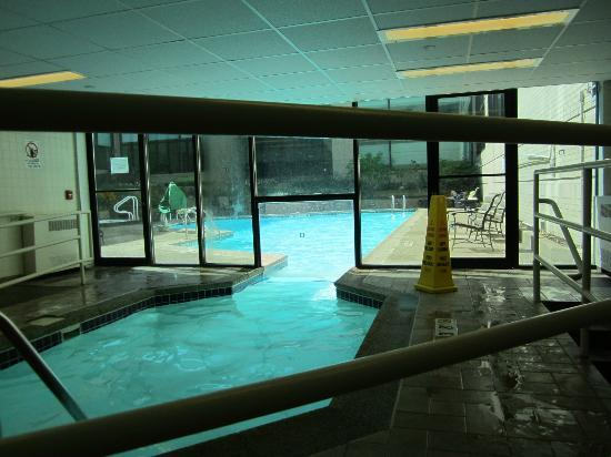 Indoor outdoor pools picture of hyatt regency schaumburg chicago schaumburg tripadvisor - Pools in chicago ...