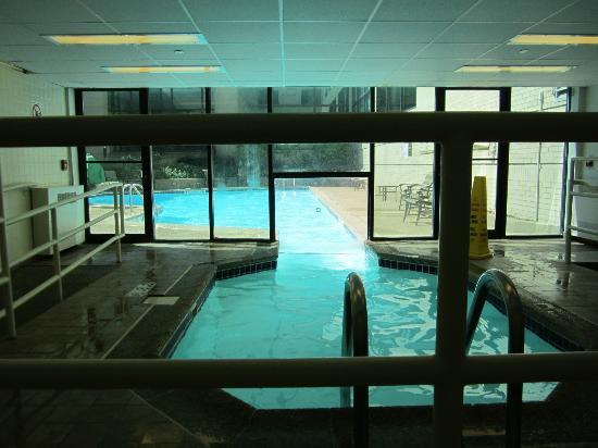 Indoor Outdoor Pools Picture Of Hyatt Regency Schaumburg Chicago Schaumburg Tripadvisor