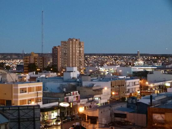 Terrazas de Mar: Vista hacia la ciudad desde el ingreso al dpto