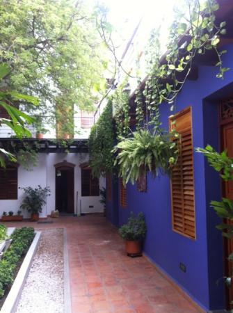 Casa de Isabella - a Kali Hotel: Hotel's main hall