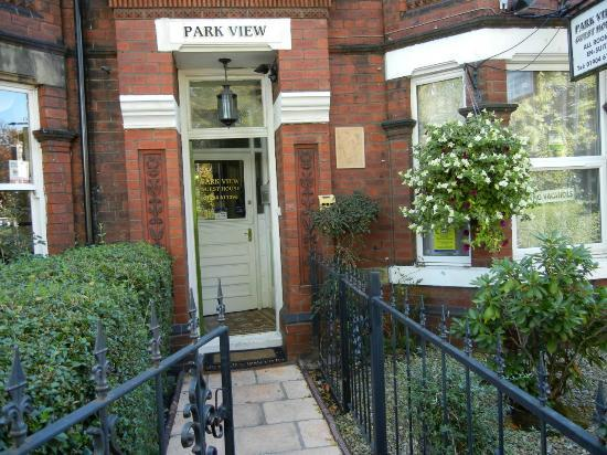 Park View Guest House: front