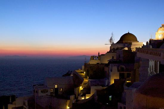 Oia Sunset from Esperas