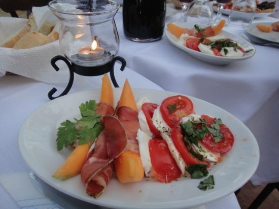 Il Casale del Cotone: Jantar inesquecível