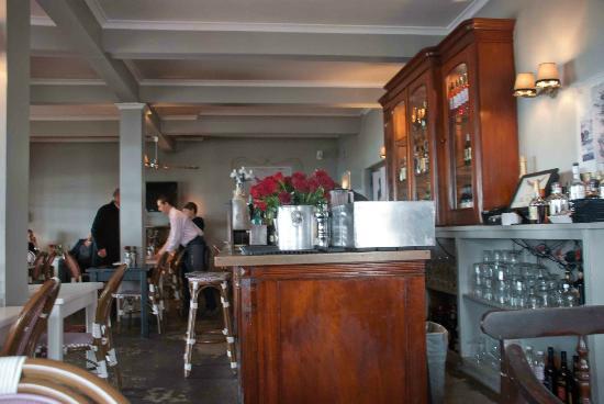 Grand Cafe & Room: Inside The Grand Cafe
