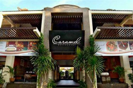 Caramel Restaurant at Kamuela Villas Sanur