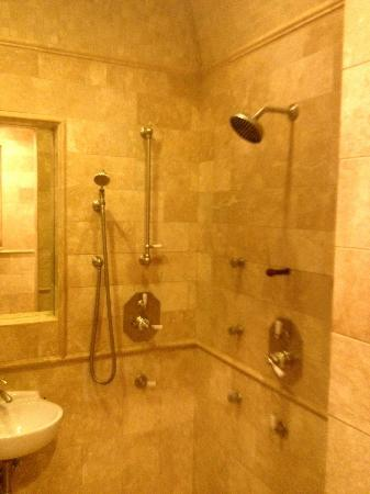 Villa D'Citta: shower