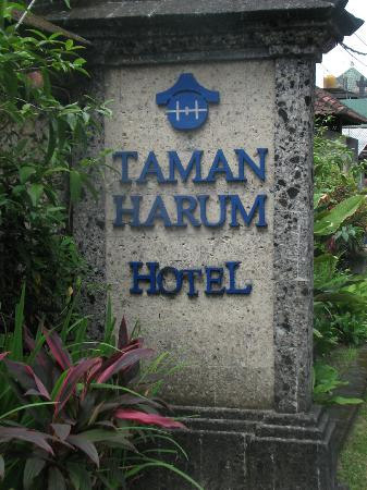 Taman Harum Cottages: A great hotel