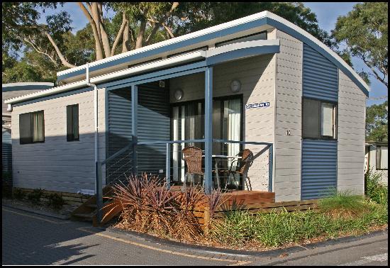 Shoal Bay Holiday Park Catamaran Villa