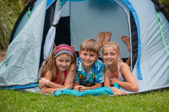 Shoal Bay Holiday Park Camping