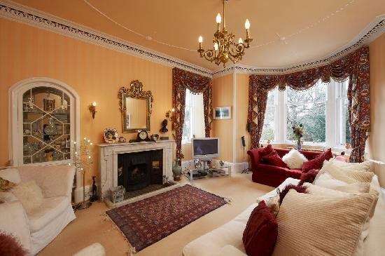 Trafford Bank Guest House: Lounge