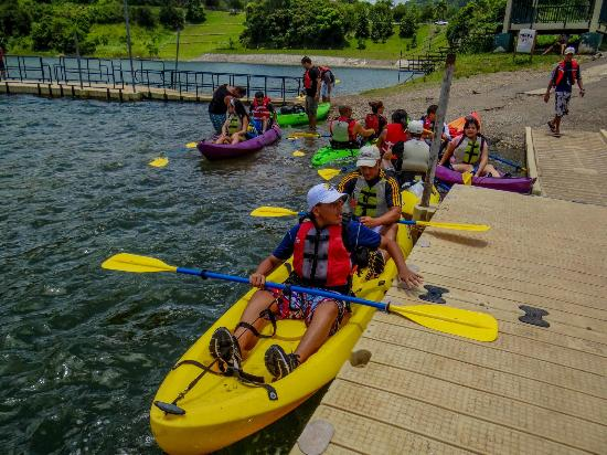 Cardona Watersports: Floating Dock