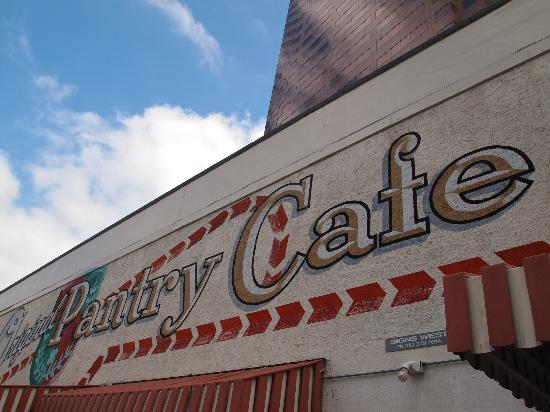 The Original Pantry Cafe in Downtown Los Angeles CA Picture of