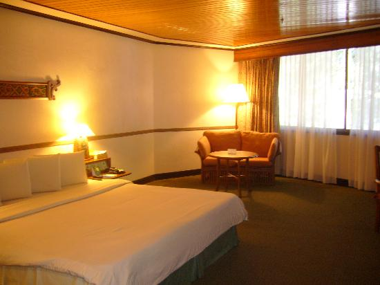 Damai Beach Resort: プール竿度デラックスの室内
