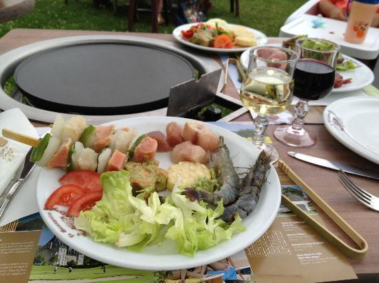La Garangeoire : grill night