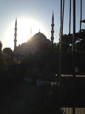 Lamp Hotel: The Blue Mosque