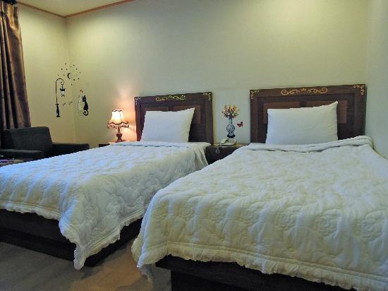 December Hotel Jeju: Beds