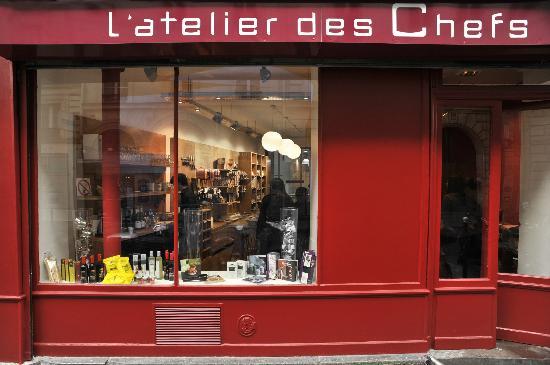 bordeaux picture of l 39 atelier des chefs paris tripadvisor. Black Bedroom Furniture Sets. Home Design Ideas