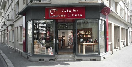 rennes photo de l 39 atelier des chefs paris tripadvisor. Black Bedroom Furniture Sets. Home Design Ideas