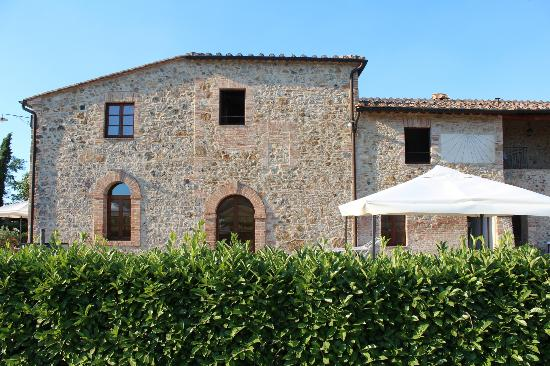 Farmhouse il Canneto: la Peschiera