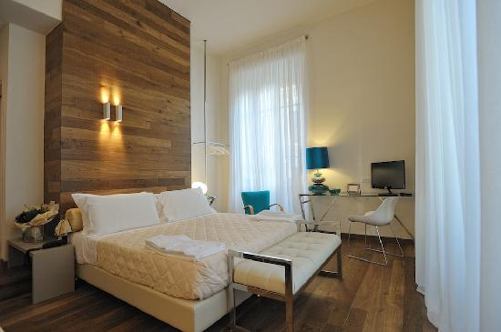 B&B La Dimora degli Angeli: triple room 3°floor