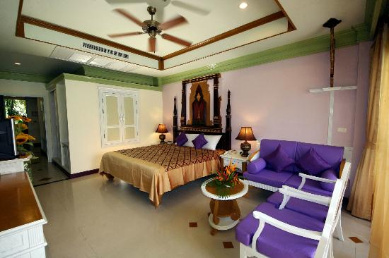 Aonang Ayodhaya Beach Resort: Honeymoon Suite