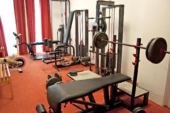 Kipriotis Hotel Rhodes: gym