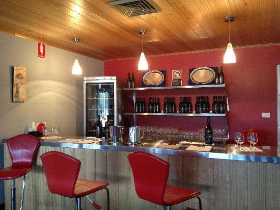 DenMar Estate: The cellar door