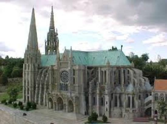 Saint Pierre Appart's Hotel: cathédrale