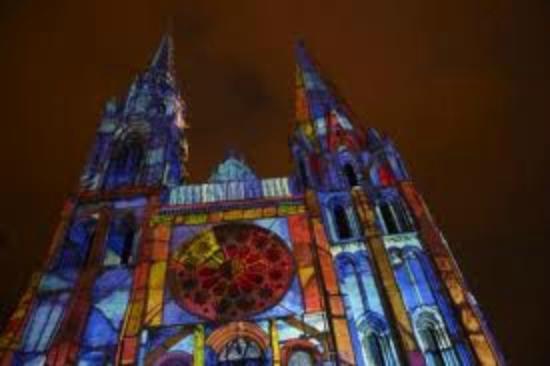 Saint Pierre Appart's Hotel: fête des lumières