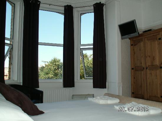 Wicklow Hills Guest House: Deluxe Double