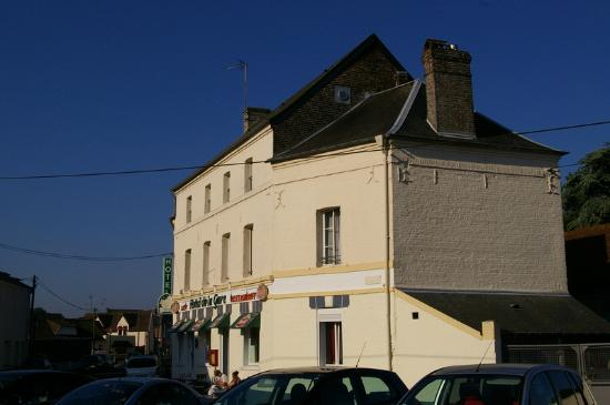 Hotel de La Gare : HOTEL RESTAURANT DE LA GARE A RUE